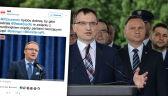 Szczerski po wywiadzie Ziobry: dobrze by było, żeby premier zabrała głos