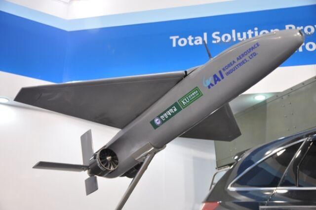 Latający robot-kamikadze nową bronią Koreańczyków