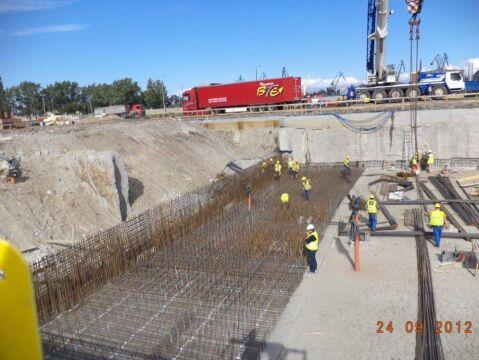 Tunel będzie drażony w 2013 roku