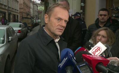 Tusk: miejsce Polski jest w Unii Europejskiej
