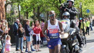 Rządziłna bieżni, chce złota w maratonie
