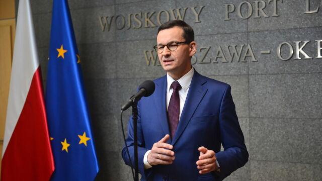 Morawiecki w Brukseli rozmawiał o rolnictwie