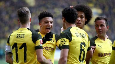 Borussia Dortmund ponownie liderem. Przynajmniej do niedzieli