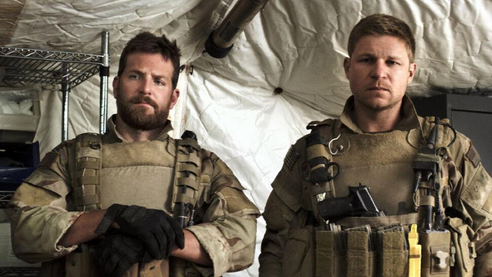 Bradley Cooper i Kevin Lacz