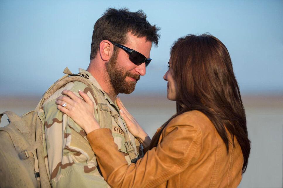 Bradley Cooper i Sienna Miller
