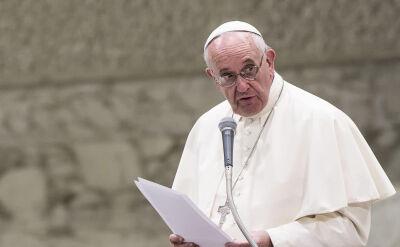 Papież Franciszek wzywa wszystkie parafie do pomocy uchodźcom