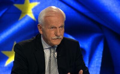 Olechowski: to czarne dni Europy