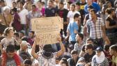 Imigranci zatrzymani w Budapeszcie. Relacja reportera TVN24 BiŚ