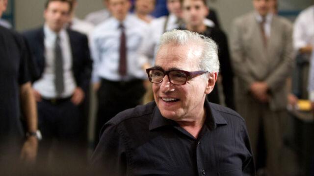 """Martin Scorsese na planie """"Wilka z Wall Street"""""""