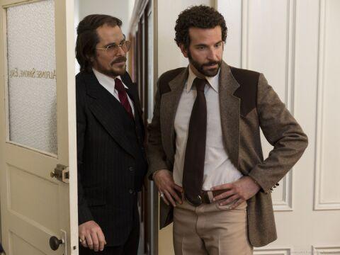 Christian Bale i Bradley Cooper