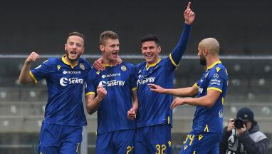 Premierowy gol Dawidowicza w Serie A. Walukiewicz nie upilnował