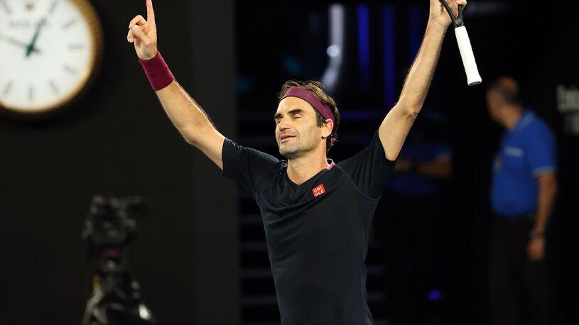 Wielki Federer. A już się szykował do tłumaczenia porażki na konferencji