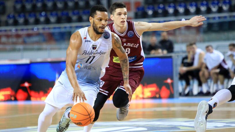 Fatalny dzień polskich drużyn w koszykarskiej Lidze Mistrzów