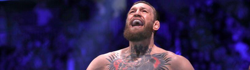 """Kolejka chętnych do walki z McGregorem, wśród nich Floyd. """"Może na Wembley?"""""""