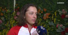Świątek podsumowała sobotnie mecze w Australian Open