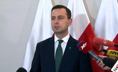 Kosiniak-Kamysz: nikt z klubu nie będzie blokował mównicy