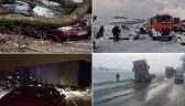Blisko 10 tysięcy interwencji w związku z orkanem