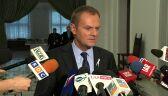 Tusk o Millerze i Kaczyńskim: Dziś patrzyłem na nich bez respektu