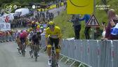 Atak Pogacara na 8 kilometrów do mety 17. etapu Tour de France