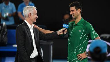 Djoković wyrównał rekord. McEnroe twierdzi, że to dopiero początek