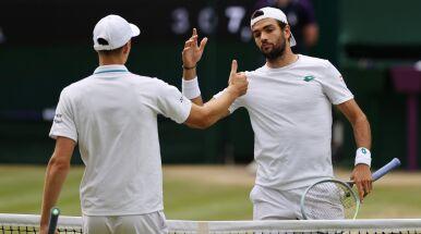 Pogromca Hurkacza z Wimbledonu rezygnuje z igrzysk.