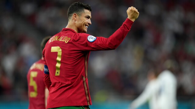Bezcenna asysta. Ronaldo królem strzelców Euro
