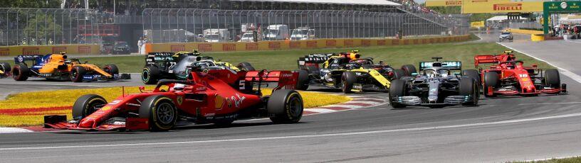 Media: Grand Prix Formuły 1 w Kandzie odwołane