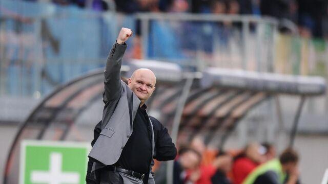 Nowy trener w Wiśle Płock. To powrót do ekstraklasy