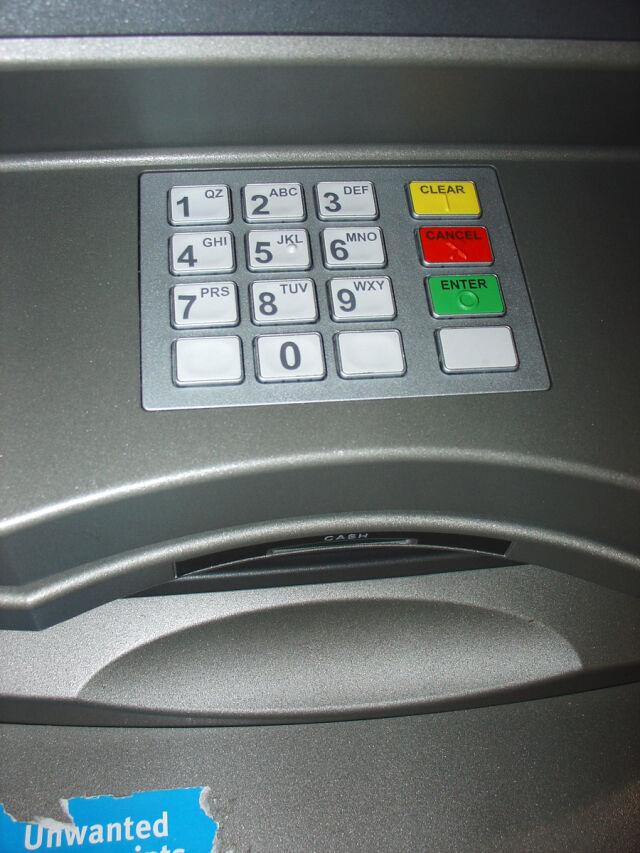 Wynalazca bankomatu nie żyje