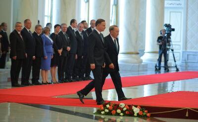 Wizyta Andrzeja Dudy w Kazachstanie. Wideo archiwalne
