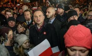 Prezydent Andrzej Duda w Świdniku