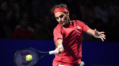 Federer po raz dziesiąty królem Bazylei