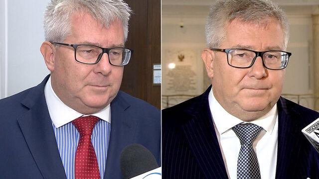Wypowiedzi Ryszarda Czarneckiego o Marianie Banasiu z września i października