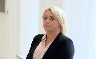 Iwona Hartwich zadebiutowała w Sejmie