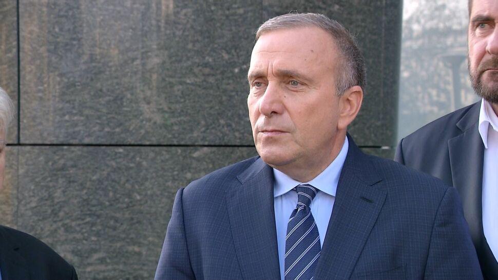 Schetyna: uzyskaliśmy obietnicę, że OBWE będzie kontrolować sprawęprzeliczania głosów
