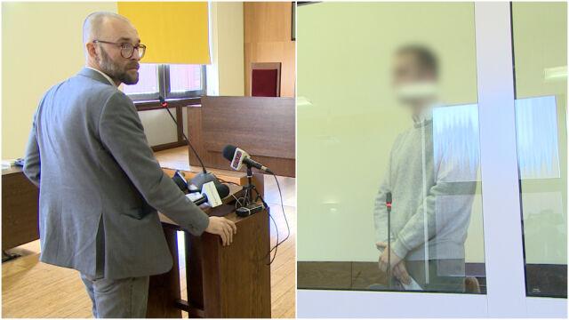 """""""Przemoc jest niedopuszczalna"""". Ruszył proces o pobicie Przemysława Witkowskiego"""