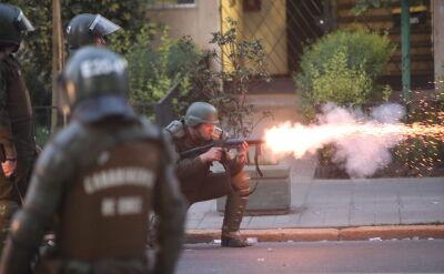11 osób zginęło w trwających od trzech dni protestach w Chile