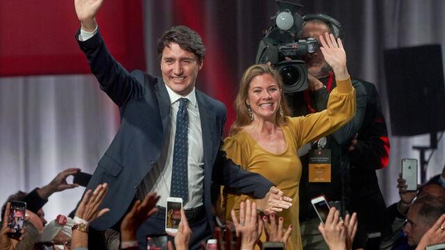 Trudeau zapowiada rząd mniejszościowy