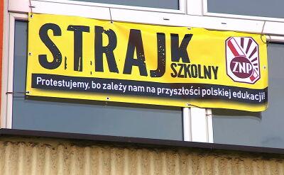 Zarząd główny Związku Nauczycielstwa Polskiego podjął uchwałę o rozpoczęciu protestu włoskiego