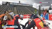 Norwegia wygrała sztafetę mieszaną w Novym Mescie