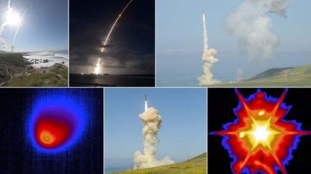 Pocisk międzykontynentalny trafiony dwoma rakietami. Pionierski test wojska USA