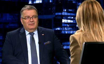 """Andrzej Dera w """"Kropce nad i"""". Cała rozmowa"""