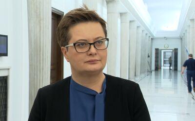 Katarzyna Lubnauer o strajku nauczycieli