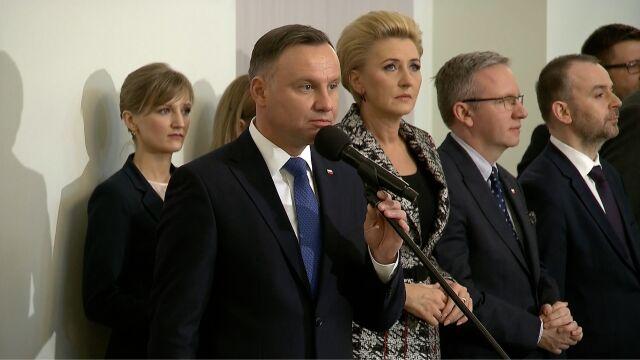 Prezydent o Polakach ratujących Żydów podczas II wojny światowej