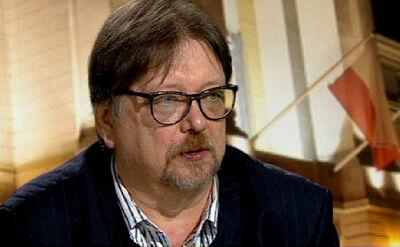 Andrzej Urbański krytykuje Donalda Tuska