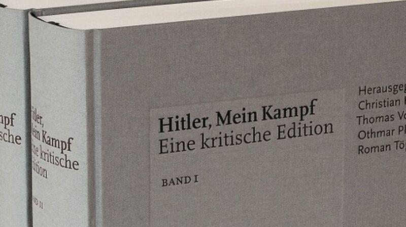 """""""Mein Kampf"""" wraca do księgarń"""