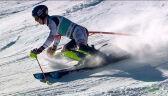 Noel liderem po 1. przejeździe slalomu w Adelboden