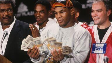 Mike Tyson o sobie sprzed lat: tamten facet nie żyje