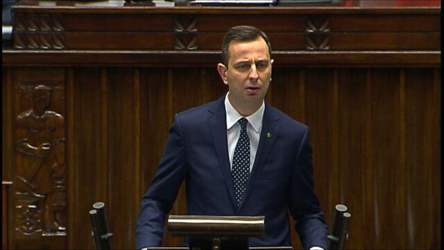 Kosiniak-Kamysz: gdzie jest równe traktowanie posłów?