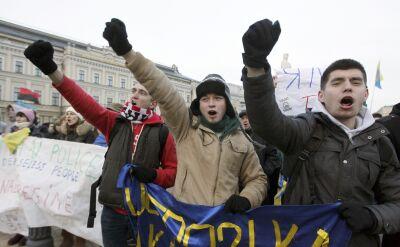 Ukraińcy zaprotestują przeciwko prezydentowi Janukowyczowi